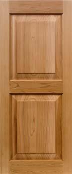 Cedar Panel Shutters