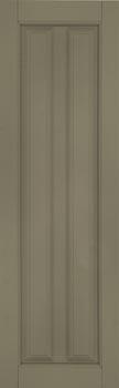 Fiberglass 2 Vertical Shutters