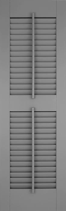 Fiberglass Tilt Rod Shutters