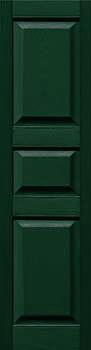Vinyl Small Middle Shutters